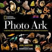 Libro Photo Ark. Il destino degli animali nell'obiettivo di un grande fotografo. Ediz. illustrata Joel Sartore