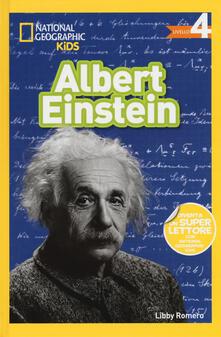 Cefalufilmfestival.it Albert Einstein. Livello 4. Ediz. a colori Image