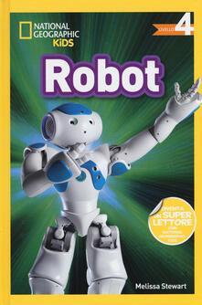 Vitalitart.it Robot. Livello 4. Ediz. a colori Image