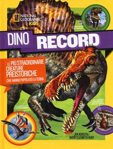 Promoartpalermo.it Dino Record. Le più straordinarie creature preistoriche che hanno popolato la terra. Ediz. a colori Image