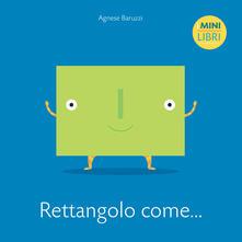 Cefalufilmfestival.it Rettangolo come... I minilibri. Ediz. a colori Image