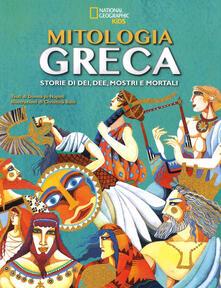 Amatigota.it La mitologia greca. Storie di dei, dee, mostri e mortali Image