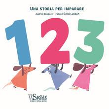 Amatigota.it 1, 2, 3. Una storia per imparare. Ediz. a colori Image