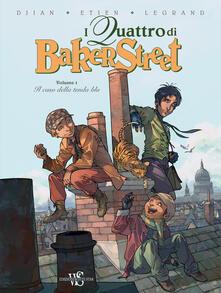 Ristorantezintonio.it I quattro di Baker Street. Vol. 1: caso della tenda blu, Il. Image