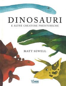 Dinosauri e altre creature preistoriche.pdf