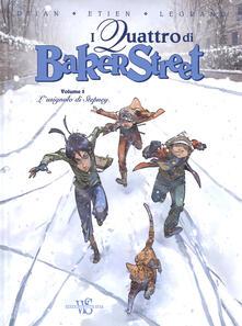 Winniearcher.com I quattro di Baker Street. Vol. 3: usignolo di Stepney, L'. Image