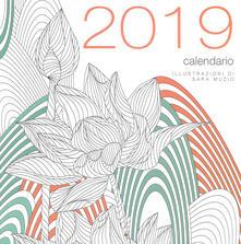 Listadelpopolo.it Giardini zen. Calendario da muro 2019 Image