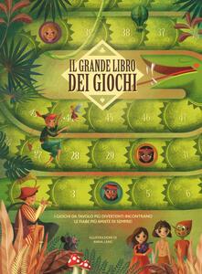 Librisulladiversita.it Il grande libro dei giochi. Ediz. a colori Image