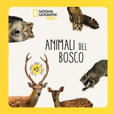 Antondemarirreguera.es Animali del bosco. Libro sonoro. Ediz. a colori Image