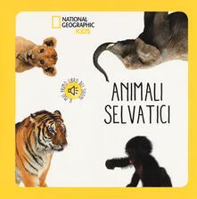Amatigota.it Animali selvatici. Libro sonoro. Ediz. a colori Image