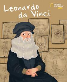 Camfeed.it Leonardo da Vinci. Ediz. a colori Image