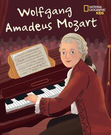 Winniearcher.com Wolfang Amadeus Mozart. Ediz. a colori Image