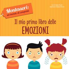 Camfeed.it Il mio primo libro delle emozioni. Montessori: un mondo di conquiste. Ediz. a colori Image