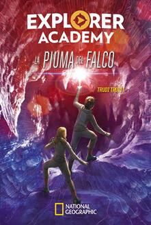 Filmarelalterita.it La piuma del falco. Explorer Academy. Vol. 2 Image