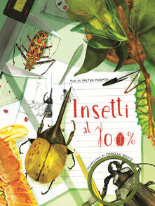 Insetti al 100% - Valter Fogato - copertina