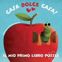 Casa dolce casa! Il mio primo libro puzzle. Ediz. a colori - Gazzola Ronny - wuz.it