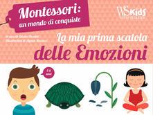 La mia prima scatola delle emozioni. Montessori: un mondo di conquiste. Ediz. a colori. Con gadget.pdf