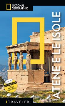 Grandtoureventi.it Atene e le isole. Con mappa estraibile Image