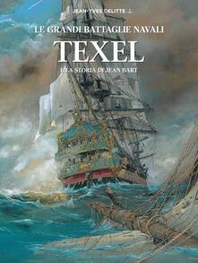 Osteriacasadimare.it Texel e la storia di Jean Bart. Le grandi battaglie navali Image
