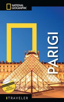 Listadelpopolo.it Parigi. Con mappa estraibile Image