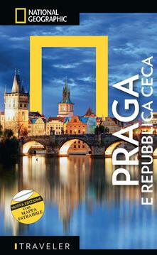 Listadelpopolo.it Praga e Repubblica Ceca. Con mappa estraibile Image