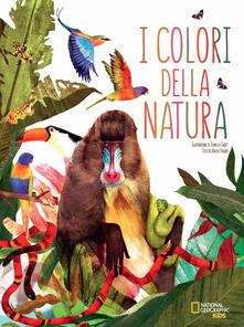 I colori della natura - Valter Fogato - copertina