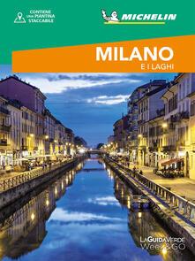 Milano e i laghi. Con cartina.pdf