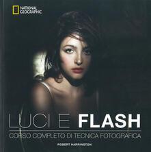 Antondemarirreguera.es Luci e flash. Corso completo di tecnica fotografica. Ediz. illustrata Image