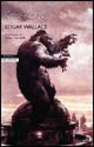 Libro King Kong Edgar Wallace