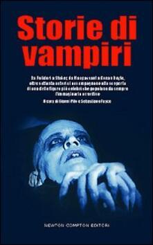Vitalitart.it Storie di vampiri Image