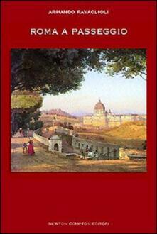 Antondemarirreguera.es Roma a passeggio. Ediz. illustrata Image