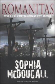 Romanitas - Sophia McDougall - copertina
