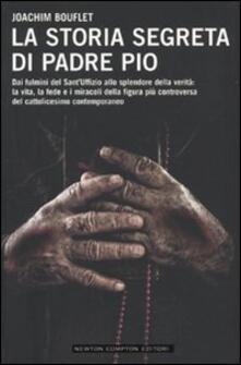 Premioquesti.it La storia segreta di Padre Pio Image