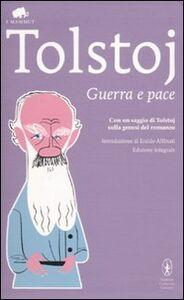 Libro Guerra e pace. Ediz. integrale Lev Tolstoj