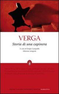 Storia di una capinera. Ediz. integrale - Verga Giovanni - wuz.it