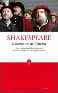 Il mercante di Venezia. Testo inglese a fronte - Shakespeare William - wuz.it
