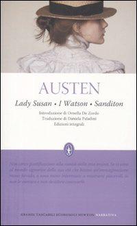 Lady Susan-I Watson-Sanditon. Ediz. integrale