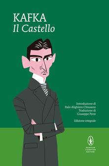 Il castello. Ediz. integrale - Giuseppe Porzi,Franz Kafka - ebook
