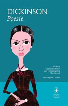 Poesie. Testo inglese a fronte - Ugo Attardi,Gabriella Sobrino,Emily Dickinson - ebook