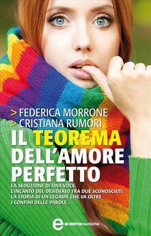 Il teorema dell'amore perfetto - Federica Morrone,Cristiana Rumori - ebook