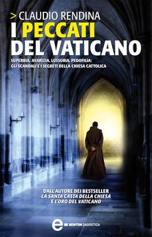 I peccati del Vaticano - Claudio Rendina - ebook