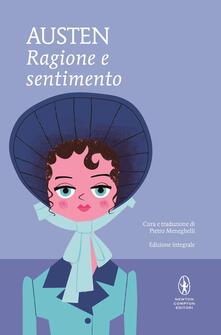 Ragione e sentimento. Ediz. integrale - Jane Austen,Pietro Meneghelli - ebook