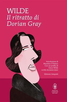 Il ritratto di Dorian Gray. Ediz. integrale - Oscar Wilde,Emanuele Grazzi - ebook
