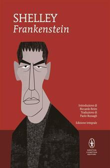 Frankenstein. Ediz. integrale - Mary Shelley,Paolo Bussagli - ebook