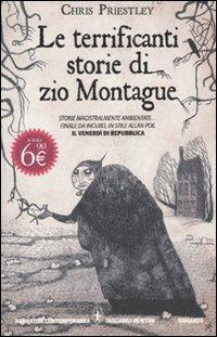 Le Le terrificanti storie di zio Montague - Priestley Chris - wuz.it