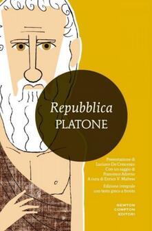 La Repubblica. Ediz. integrale - Enrico V. Maltese,Platone,Giovanni Caccia - ebook