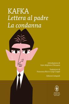 Lettera al padre. Ediz. integrale - Francesca Ricci,Franz Kafka - ebook