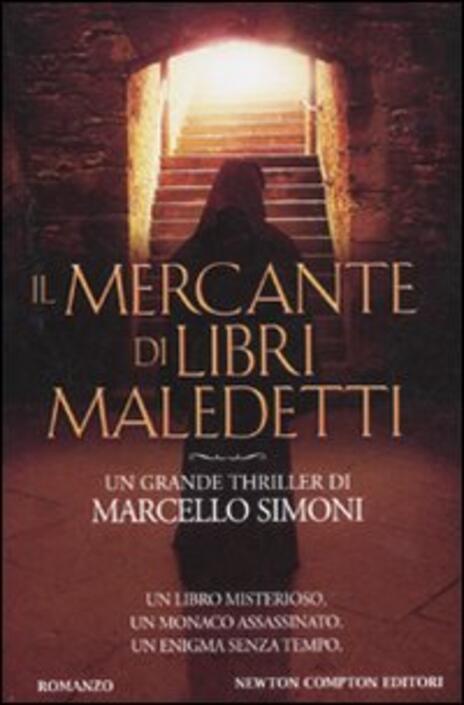 Il mercante di libri maledetti - Marcello Simoni - copertina