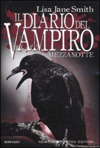 Mezzanotte. Il diario del vampiro - Smith Lisa Jane - wuz.it