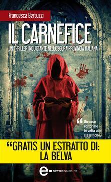 Il carnefice. Ediz. speciale - Francesca Bertuzzi - ebook